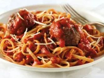 Little It'ly Linquine and Meatballs