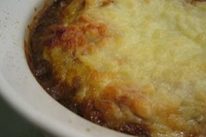 French Onion Soup | Sawmill Bar & Grill | Millinocket, ME