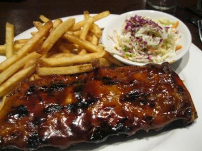 Ribs ~ Full & Half Racks